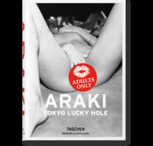 Araki Tokyo Lucky Hole Taschen
