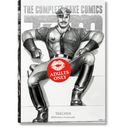 Tom of Finland The Complete Kake Comics Taschen
