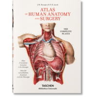 Atlas of Human Anatomy and Surgery Jean Marc Bourgery Taschen