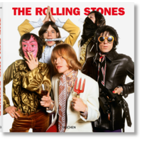 The Rolling Stones. Updated Edition, Reuel Golden Taschen