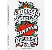 1000 Tattoos, Henk Schiffmacher, Burkhard Riemschneider