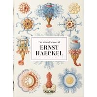 Ernst Haeckel Taschen 40th Anniversary Edition