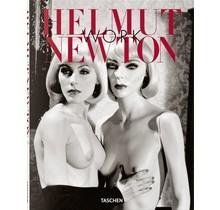 Helmut Newton Work Taschen