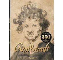 Rembrandt Alle tekeningen en etsen Taschen