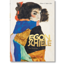 Egon Schiele The Paintings 40th Anniversary Edition