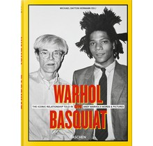 Warhol on Basquiat, Ruel Golden, Kathrin Murr, Sarah Weigley