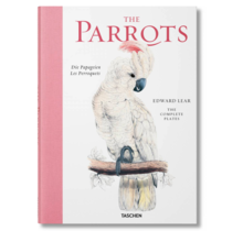 The Parrots The Complete Plates Edward Lear