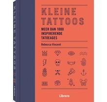 Kleine tattoos, Rebecca Vincent