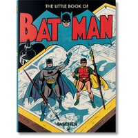 The Little Book of Batman Taschen