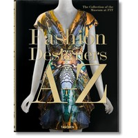 Fashion Designers A-Z Valerie Steele, Suzy Menkes Taschen
