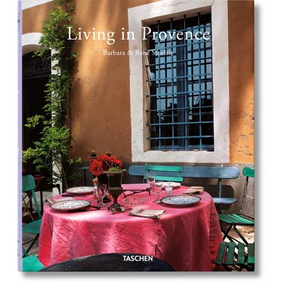 Living in Provence Taschen
