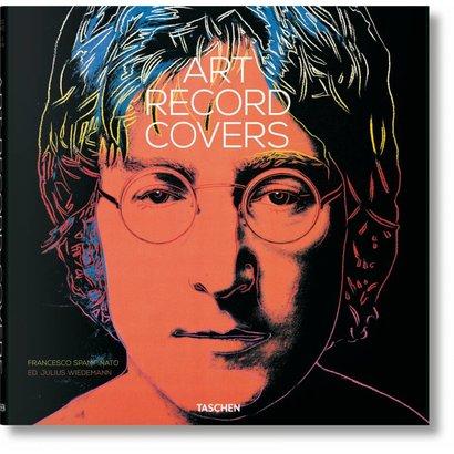 Art Record Covers Taschen
