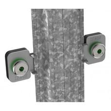 Geluidswerende No-Decibel voorzetwand omega master profiel 90/50 ( 30 meter per bundel).