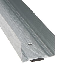 40 meter Metal Stud randprofiel U