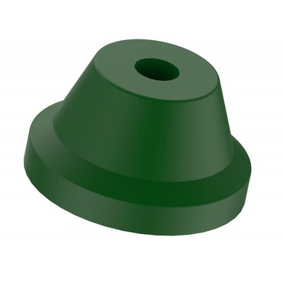 Groene vloerdemper
