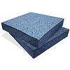 Thermisch  Métisse isolatie 25 kg/m3 van 100 mm dik, 6 platen (4,32 m2).