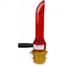 Roterende nozzle of mondstuk 75-50mm