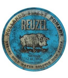 Reuzel Strong Hold High Sheen Pomade Blue 340g