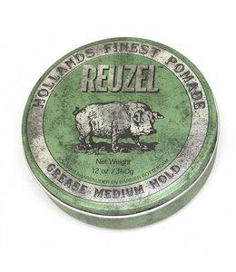 Reuzel Grease Medium Hold Green 340g