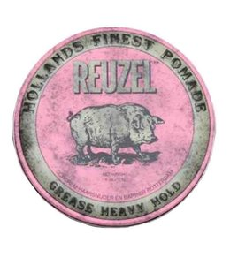 Reuzel Grease Heavy Hold Pink 340g