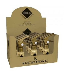 Kleral Gold Filler Hair Botox Display 9 stuks á 10ml
