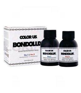 Color Us Bondolux Bond Protection Kit Small no.1 100ml en no.2 100ml