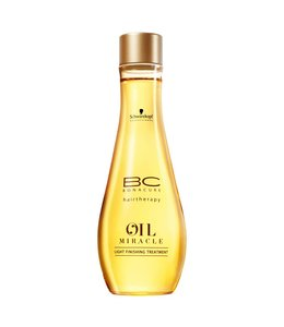 Schwarzkopf Bonacure Oil Miracle Light Finishing Treatment 100ml