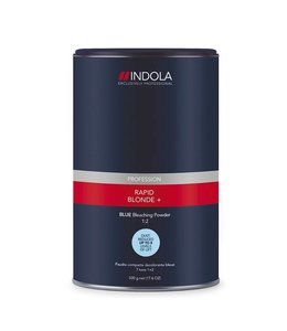 Indola Rapid Blond Blue Dust Free