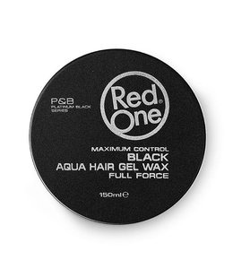 RedOne Black  Aqua Hair Gel Wax Full Force 150ml
