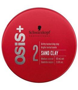 Schwarzkopf Osis Sand Clay Gritty Texturizing Medium Control 85ml