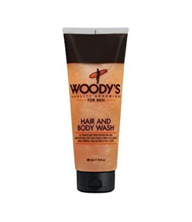Woody's Hair And Body Wash 296ml