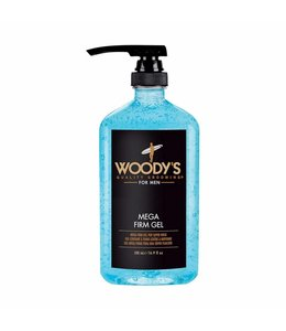 Woody's Mega Firm Gel 500ml