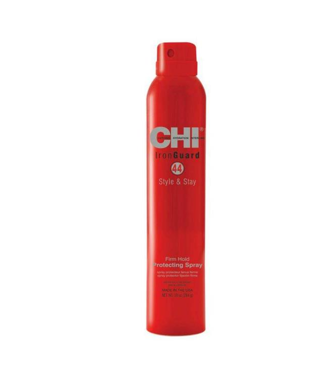 CHI Iron Guard 44 Style & Stay Firm Hold Protecting Spray 284g