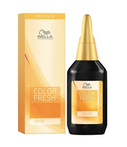 Wella Color Fresh PH 6,5 Acid Line
