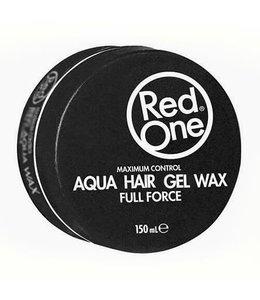 RedOne Black Aqua Hair Gel Wax Full Force 150ml