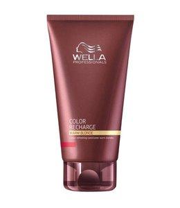 Wella Color Recharge Warm Blonde Conditioner 200ml