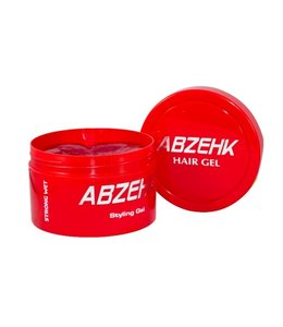 Abzehk Abzehk Styling Strong Wet Red Gel 150 ml