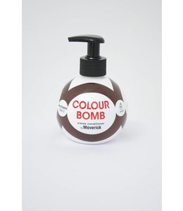 Colour Bomb Creme Conditioner Deep Chestnut CB0513 250ml
