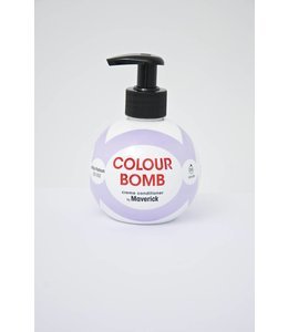 Colour Bomb Creme Conditioner White Platinum CB1002 250ml