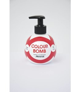 Colour Bomb Creme Conditioner Fire Red CB0600 250ml
