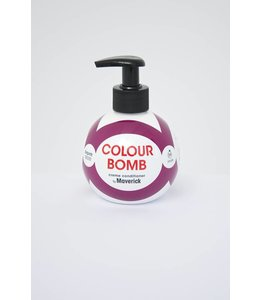 Colour Bomb Creme Conditioner Burgundy CB0200 250ml