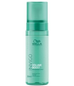 Wella Invigo Volume Boost Foam 150ml