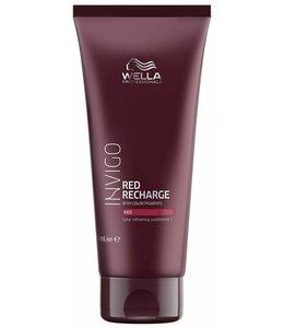 Wella Invigo Red Recharge Red Conditioner 200ml