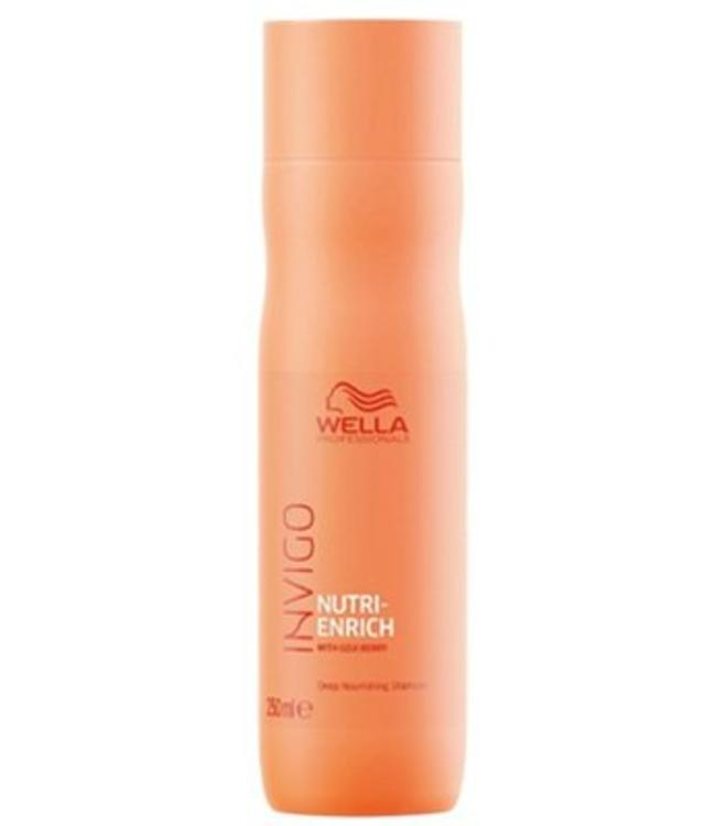 Wella Invigo Nutri-Enrich Deep Nourishing Shampoo 250ml