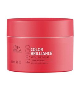 Wella Invigo Color Brilliance Normal Fine Vibrant Color Mask 150ml