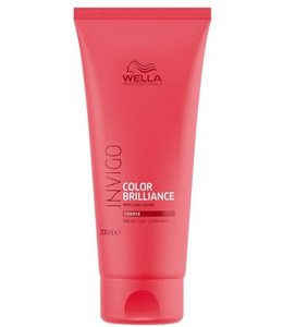 Wella Invigo Color Brilliance Coarse Vibrant Color Conditioner 200ml