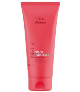 Wella Invigo Color Brilliance Fine Normal Vibrant Color Conditioner 200ml