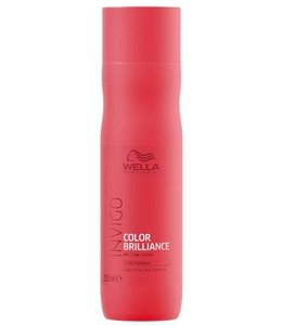 Wella Invigo Color Brilliance Fine Normal Color Protection Shampoo 250ml