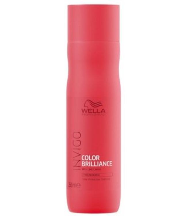 Wella Invigo Color Brilliance Fine Normal Color Protection Shampoo 250ml