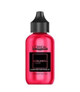 L'Oréal Colorful Hair Midnight Fuchsia 60ml